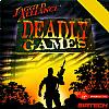 Jagged Alliance: Deadly Games - predný CD obal