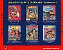 Leisure Suit Larry's Greatest Hits and Misses - zadný CD obal