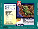 Logical Journey of the Zoombinis - zadný CD obal