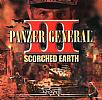 Panzer General 3: Scorched Earth - predný CD obal