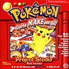 Pokemon: Project Studio Red - predný CD obal