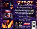 Private Pleasure Park 2 - zadný CD obal