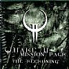 Quake 2 Mission Pack: The Reckoning - predný CD obal