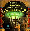 Ripley's Believe It or Not!: The Riddle of Master Lu - predný CD obal