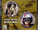 Star Wars Episode I: Racer - zadný CD obal