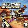 Star Wars Episode I: Racer - predný CD obal