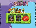 Scooby-Doo: Jinx at the Sphinx - zadný CD obal