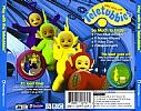 Play with the Teletubbies - zadný CD obal