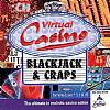 Virtual Casino: Blackjack and Craps - predný CD obal