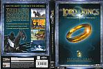 Lord of the Rings: The Fellowship of the Ring - DVD obal