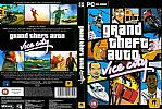 Grand Theft Auto: Vice City - DVD obal