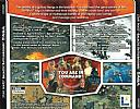 Star Wars: Galactic Battleground: Saga - zadný CD obal
