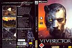 Vivisector: Beast Within - DVD obal