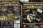 Soldier of Fortune 2: Gold Edition - DVD obal