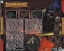 Lionheart: Legacy of the Crusader - zadný CD obal