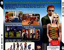 The Sims 2 - zadný CD obal
