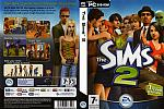 The Sims 2 - DVD obal