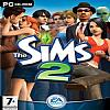 The Sims 2 - predný CD obal