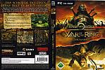 Lord of the Rings: War of the Ring - DVD obal