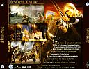 Lord of the Rings: The Return of the King - zadný CD obal