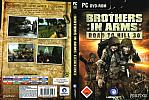 Brothers in Arms: Road to Hill 30 - DVD obal