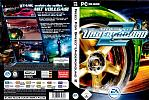 Need for Speed: Underground 2 - DVD obal
