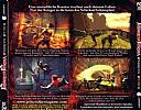 Prince of Persia: Warrior Within - zadný CD obal