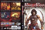 Prince of Persia: Warrior Within - DVD obal