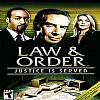 Law and Order 3: Justice is Served - predný CD obal
