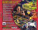 Command & Conquer: Red Alert 2 - zadný CD obal