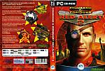 Command & Conquer: Red Alert 2 - DVD obal