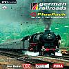 German Railroads: Plus Pack - predný CD obal