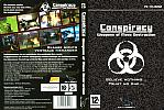 Conspiracy: Weapons of Mass Destruction - DVD obal