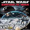 Star Wars: Empire At War - predný CD obal
