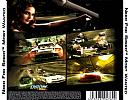 Need for Speed: Most Wanted - zadný CD obal