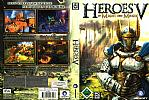 Heroes of Might & Magic 5 - DVD obal