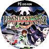Phantasy Star Universe - CD obal