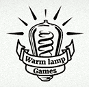 Warm Lamp Games - logo