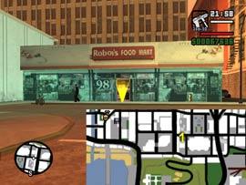 Roboi S Food Mart Courier Mission