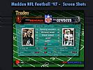 Madden NFL 97 - screenshot