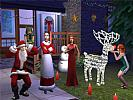 The Sims 2: Christmas Party Pack - screenshot