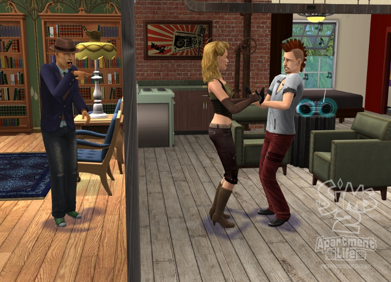 The Sims 2: Apartment Life - screenshot 13
