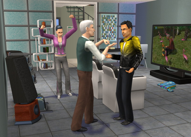 The Sims 2: Apartment Life - screenshot 6