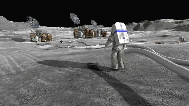 Moonbase Alpha - screenshot 9