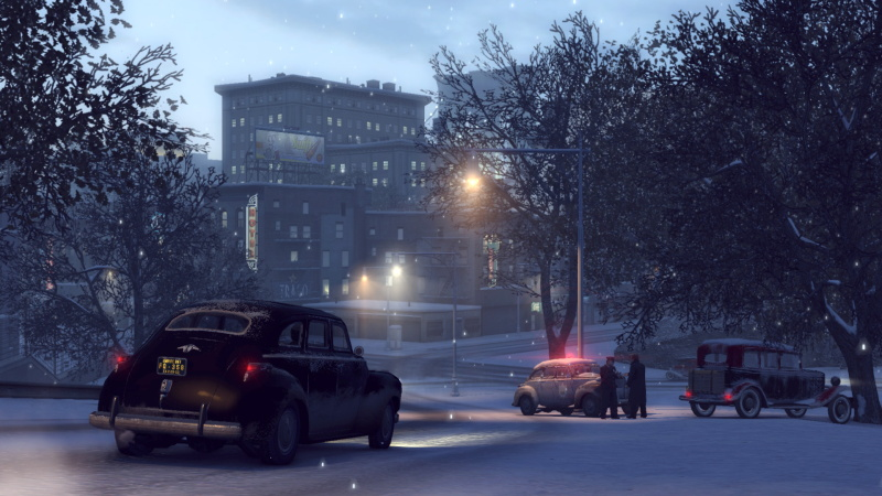 Mafia 2 - screenshot 2