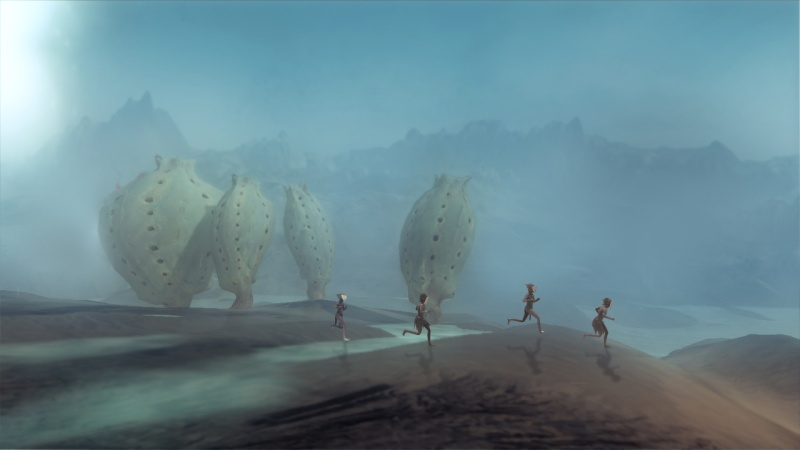 From Dust - screenshot 1