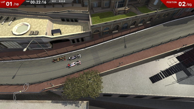 F1 Online: The Game - screenshot 5