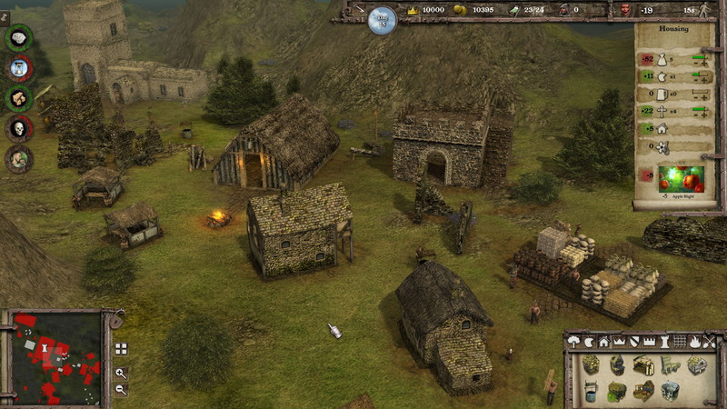 Stronghold 3 - screenshot 1
