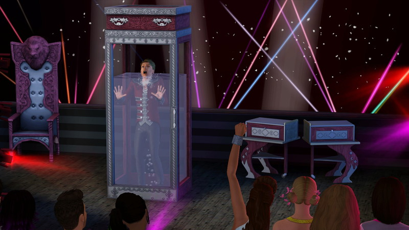 The Sims 3: Showtime - screenshot 2