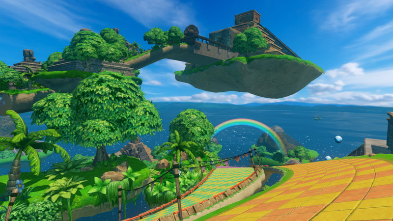 Sonic & All-Stars Racing Transformed - screenshot 7